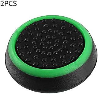 360 Noradtjcca 2 St/ück Silikon-Anti-Rutsch-gestreifter Gamepad Keycap-Controller Thumb Grips Schutzh/ülle f/ür PS3 4 f/ür X-Box One