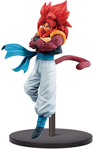 Banpresto Dragon Ball Super - Super Saiyan Gogeta - Figurine Son Goku FES vol.11