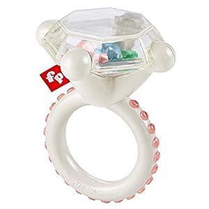 Fisher Price Rock 'n Rattle Teether Ring (Mattel GJD35)