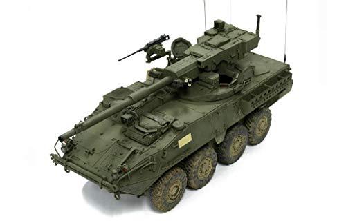 AFV Club 1/35 Stryker M1 128MGS (d'importation au Japon)