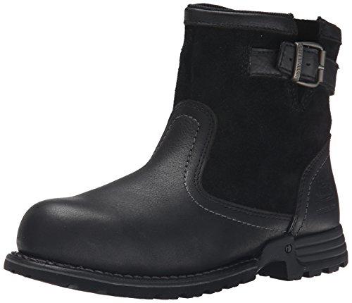 Caterpillar Women's Jace Steel Toe Industrial Boot, Black, 06.5 W US