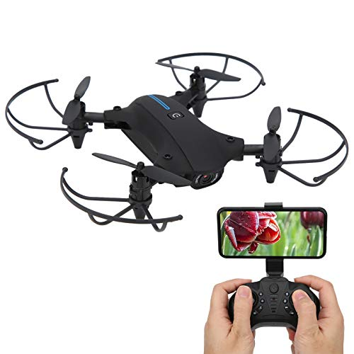 Drone con telecamera, Mini 4K Camera Drone RC Drone, Quadricottero 2.4GHz per Friends Kids
