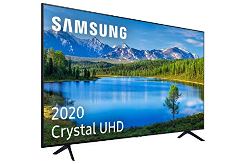 Samsung Crystal UHD 2020 43TU7095 - Smart TV de 43', 4K, HDR 10+, Procesador 4K, PurColor, Sonido Inteligente, Función One...