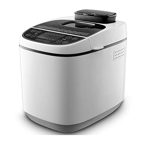 Find Bargain Home Fully Automatic Breadmaker,Multifunctional Programmable Bread Machine Beginner Fri...
