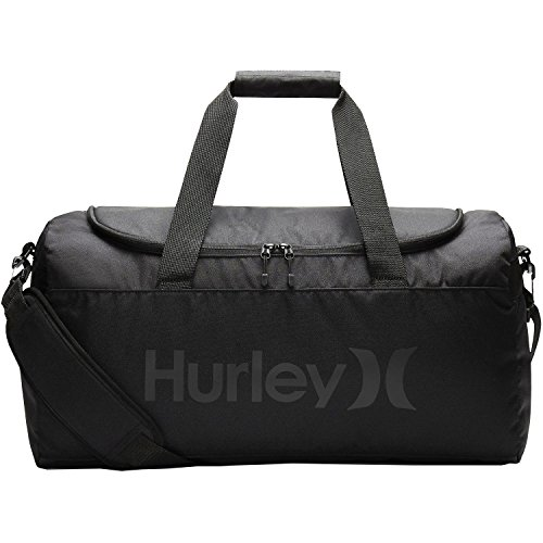 Hurley Renegade Duffle, Man, Color: Black/Black, Size: Qty