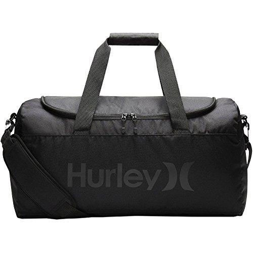Hurley Renegade Duffle, Man, Color: Black/Black, Size: Qty