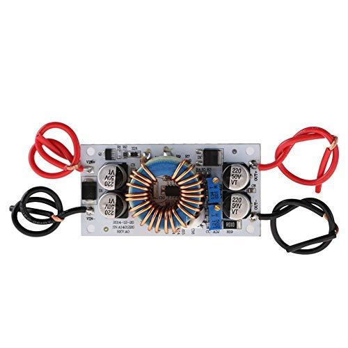 Shexton DC-DC Step-Up, 250W DC-DC Módulo de Fuente de alimentación Elevador de Corriente de Voltaje Constante Controlador LED