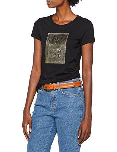 ARMANI EXCHANGE 6zytbf T-Shirt, Nero (Black 1200),...