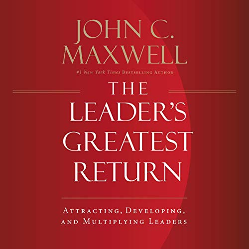 The Leader's Greatest Return audiobook cover art