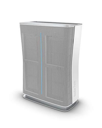 Stadler Form Luftreiniger Roger little, reinigt Luft von Partikeln & unangenehmen Gerüchen, mit kombiniertem HEPA- und Aktivkohlefilter, Luftqualitätsanzeige, für Allergiker & Raucher, weiss