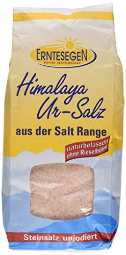 Erntesegen Ur-Salz aus der Salt Range Pakistan, 2er Pack (2 x 1 kg)