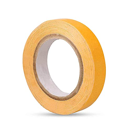 Glan Yellow Double Side Cotton Base Waterproof Tape For Hair Patch/Toupees For Men And Women