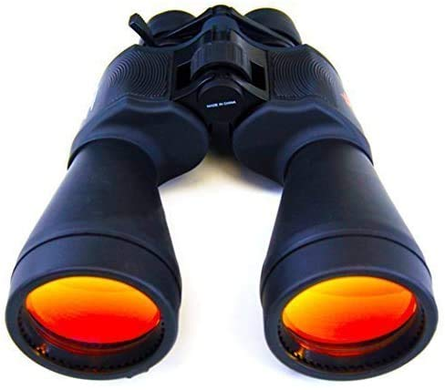 SoB Super Binoculars Day/Night 20-50x70 Military Zoom Powerful Extra Long Distance Excellent for Camping Extra Long Zoom Features Multi-Coated Lens for Glare and UV Protection