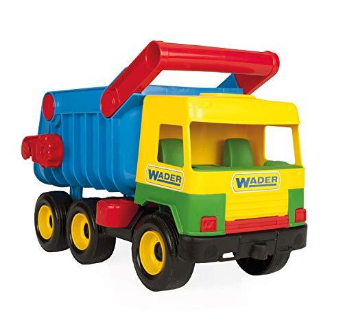Wader-Wozniak 32051 - Kipper, Camión de juguete, 38 cm,