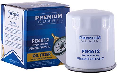 PG Oil Filter PG4612| Fits 1971-2020 various models of Honda, Mazda, Acura, Mitsubishi, Infiniti, Saturn, Smart, Toyota, Dodge, Kia, Mercury, Scion, Renault, Chrysler, Suzuki