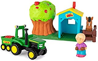Best john deere toy tractor stickers Reviews