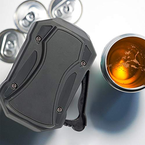 ZHSHOP Can Opener Go Swing Topless Can Opener Bar Tool Powerful Canned Beverage Bottle Opener Easy Fast Opening für Household Kitchen Tool, 2St