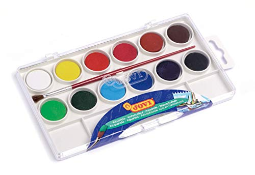 Jovi 800/12 Pack of 12 Water Colours