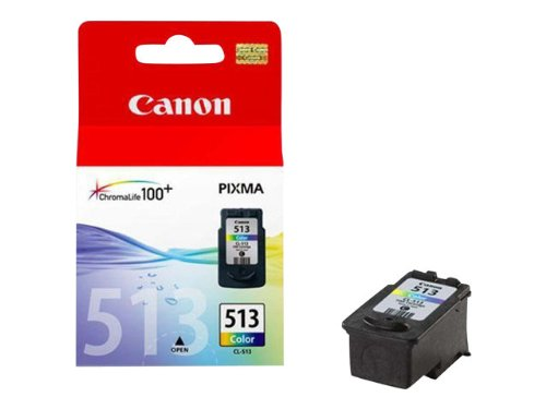 CARTUCHO TINTA CANON CL-513 COLOR 2971B001