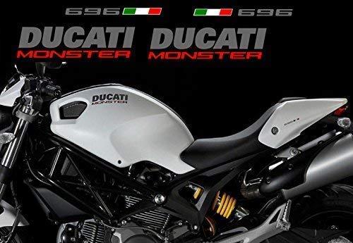 Kit de Adhesivos Réplica para Ducati Monster 696