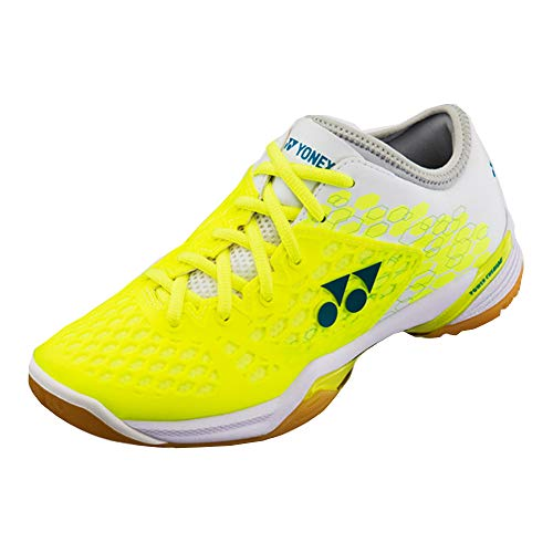 YONEX Power Cushion 03 Z Ladies Badminton Shoe-(Bright Yellow)(8)