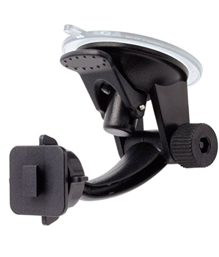 Car Windshield Suction Cup Mount for Bully Dog GT, HD GT and Watchdog Monitor, Bully Dog Triple Dog GT Performance Monitor