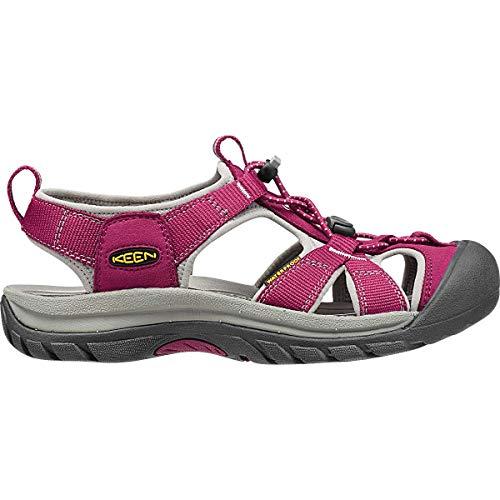 [キーン] レディース 女性用 シューズ 靴 サンダル Venice H2 – Beet Red/Neutral Gray 5.5 B – Medium [並行輸入品]