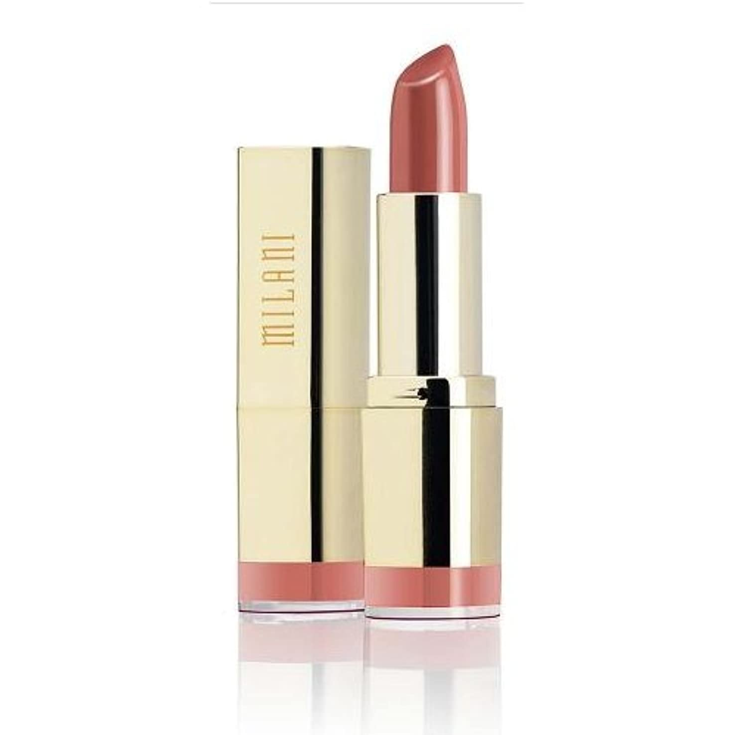 解任スタンド退屈させる(6 Pack) MILANI Color Statement Lipstick - Naturally Chic (並行輸入品)