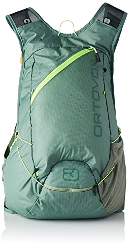 ORTOVOX Mens Trace 25 Backpack, Green Isar, 25 Litros