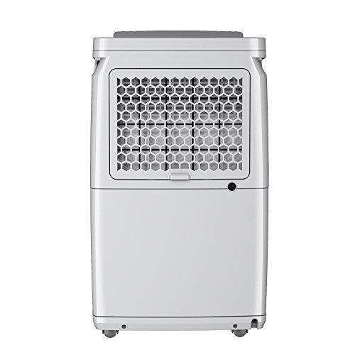 Vax DCS2V1MP Power Extract Dehumidifier, 16 Litre, 370 W, White/Silver