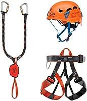 Climbing Technology Evolution Galaxy, Set Ferrata Unisex Adulto, Multicolore, Taglia Unica