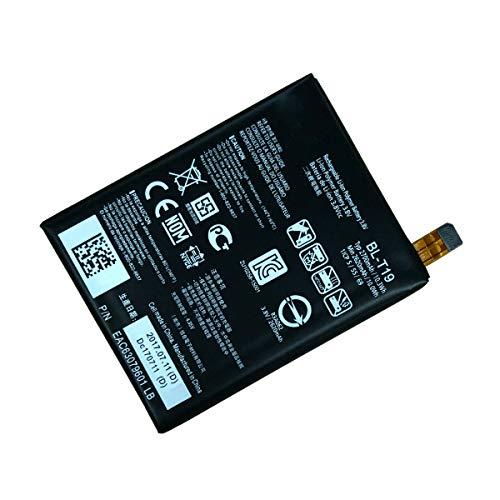 E-yiiviil BL-T19 Ion de Litio Replacement Batería Compatible para Google Nexus 5x h791 H790 2620 mAh 3.8 V with Instalación Tools