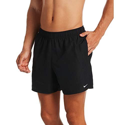 Nike 5 Volley Short Slips de Bain Homme, Noir, M