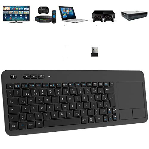 TedGem Wireless Tastatur Bild