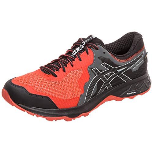Asics Gel-Sonoma 4 G-TX 1011a210-600, Zapatillas de Entrenamiento Hombre, Negro (Black 1011a210/600), 40.5 EU