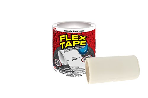 NASTRO PER RIPARAZIONE IMMEDIATA PERDITE D/'ACQUA RESISTENTE FLEXTAPE FLEX TAPE