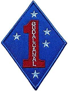 WWII USMC 1st Marine Division
