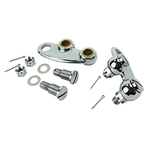 Moto Iron Rockers and Pivot Bolts Set for Springer Front Ends