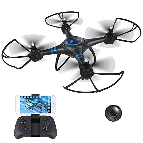 AKASO A31 Drone with Camera WiFi 1080P FPV Live Video RC Quadcopter Drone for Beginners Adults Kids,...