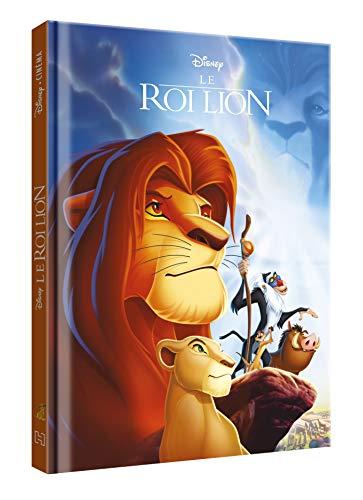 livre roi lion carrefour
