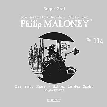Die haarsträubenden Fälle des Philip Maloney, Vol. 114