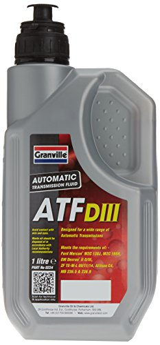 Granville 0224 Liquide de Transmission ATF Dexron III 1 l
