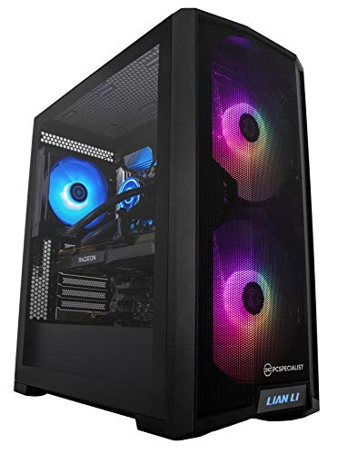 PCSpecialist Pro PC Gaming - Intel® Core™ i7-11700K 3,60 GHz 8-Core, 16 GB RAM, 12 GB AMD Radeon™ RX 6700 XT, 1 TB M.2 SSD