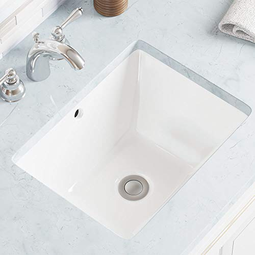 Our #4 Pick is the Mr Direct U1611-W Bathroom Sink