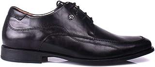 King Paolo 6287 013 Erkek Siyah Klasik Ayakkabı 47