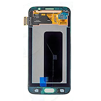 TheCoolCube LCD Display Touch Screen Digitizer Assembly Replacement for Samsung Galaxy S6 G920 G920A G920i G920T G920F G9200  Black