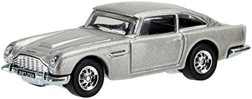 1963 Aston Martin DB5 James Bond 007 Skyfall 1:64 Hot Wheels DJF45 Retro Entertainment