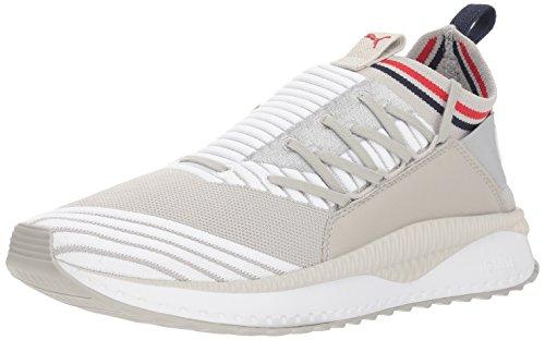 PUMA TSUGI Jun, Zapatillas Deportivas. para Hombre, Gray Violet White Peacoat Ribbon-Bolígrafo, Color Rojo, 37 EU