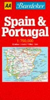 Baedeker's Spain and Portugal