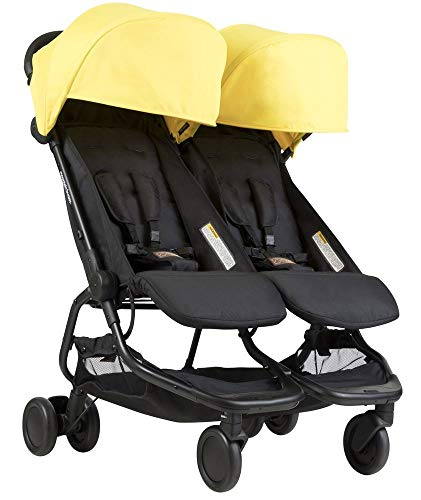Poussette Mountain Buggy Nano Duo Cyber